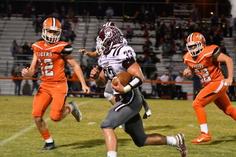 The Devils are coming off a resounding 42-7 win over Rosman last Friday with a 7-0 record overall.