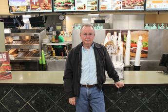 Mike Lackey owned and operated the Bryson City and Sylva Burger Kings for over 30 years.