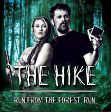 The Hike movie poster
