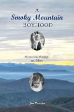 The cover for Smoky Mountain Boyhood